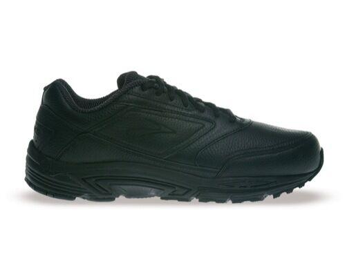 Brooks Dyad Walker Mens Walking Shoes (2E) (001) | SAVE $$$