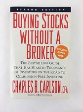 Buying Stocks Without a Broker DRIP Commission-Free Investing 2nd Ed Carlson