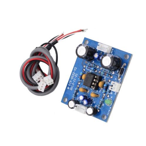 1PCS 12-35V NE5532 Preamplifier Preamp Board DC Single Power Supply NEW