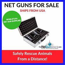 NET GUN FOR SALE | NET GUN| NET LAUNCHER | NET SHOOTER | HUMANE ANIMAL CAPTURE
