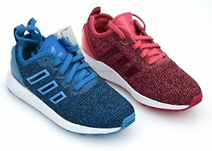 official photos c9846 60819 Details about ADIDAS JUNIOR BOY GIRL SNEAKER SHOES CASUAL CODE S81929 -  S81928 ZX FLUX ADV C