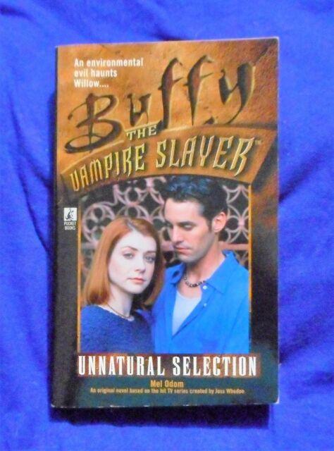 Buffy the Vampire Slayer - Unnatural Selection LOCAL FREEPOST sc 1015
