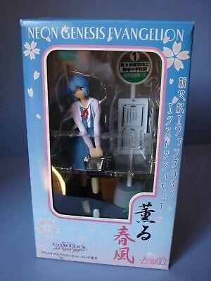 REI personnage Neon Genesis Evangelion Figure 16 cm Anime girl