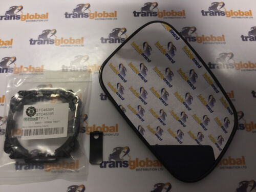 98-04 Land Rover Discovery 2 RH Drivers Side Wing Mirror Glass /& Mount