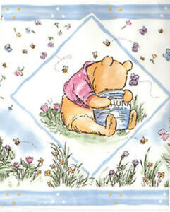 Details About Winnie The Pooh Wallpaper Boarder Imperial Home Decor 41262550 5 Yards