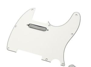 NEW Pickguard FENDER TELECASTER american + Pickup - 0056210000