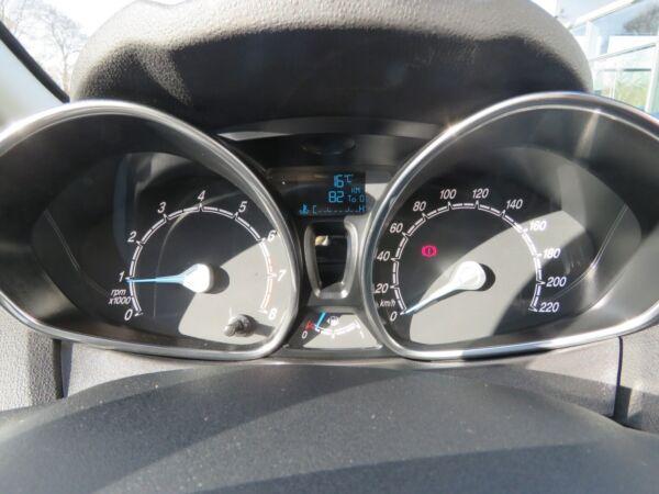 Ford Fiesta 1,0 SCTi 140 Black Edition billede 9