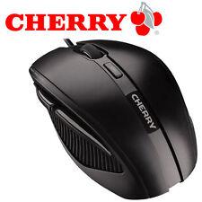 CHERRY XERO CORDED  MC 3000 - Maus  optisch - 5 Tasten - verkabelt - USB Black