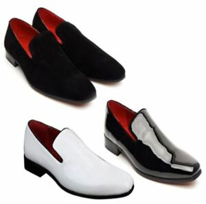 Mens Shoes Slip On Driving Loafers