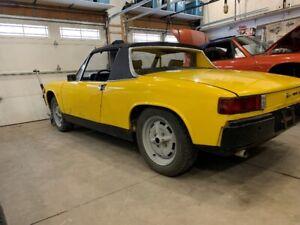 Porsche 914 2L project