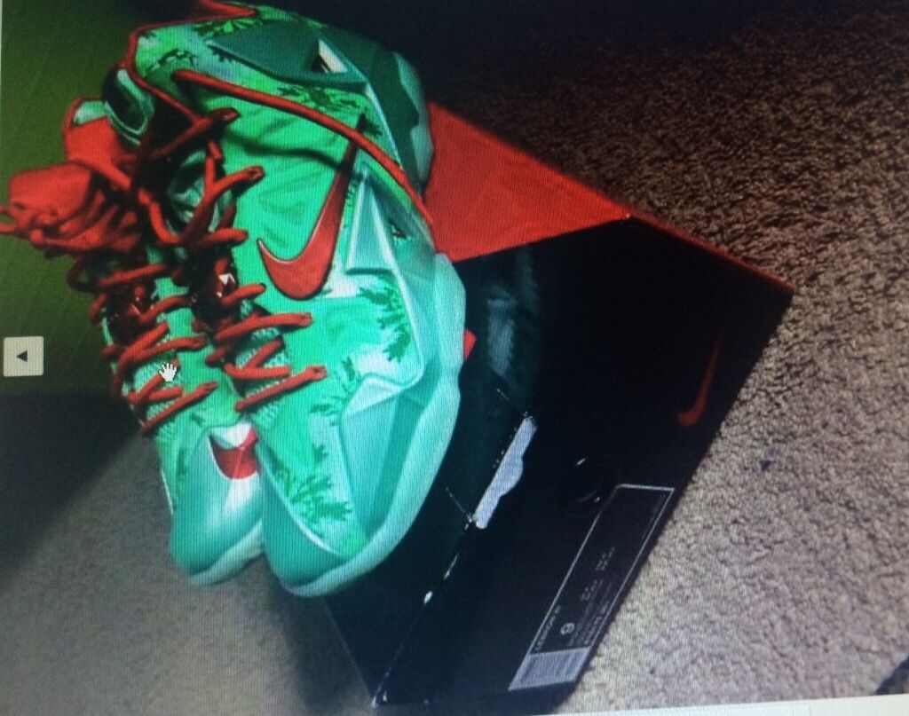 Lebron 11 Christmas size 9  Cheap and fashionable