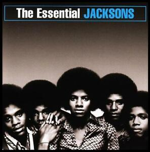 JACKSONS-THE-ESSENTIAL-CD-GREATEST-HITS-BEST-OF-MICHAEL-JACKSON-70-039-s-NEW