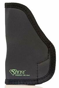 Sticky Holster MD-4-GEN1 - Double Stack Sub Compact (IWB) Holster