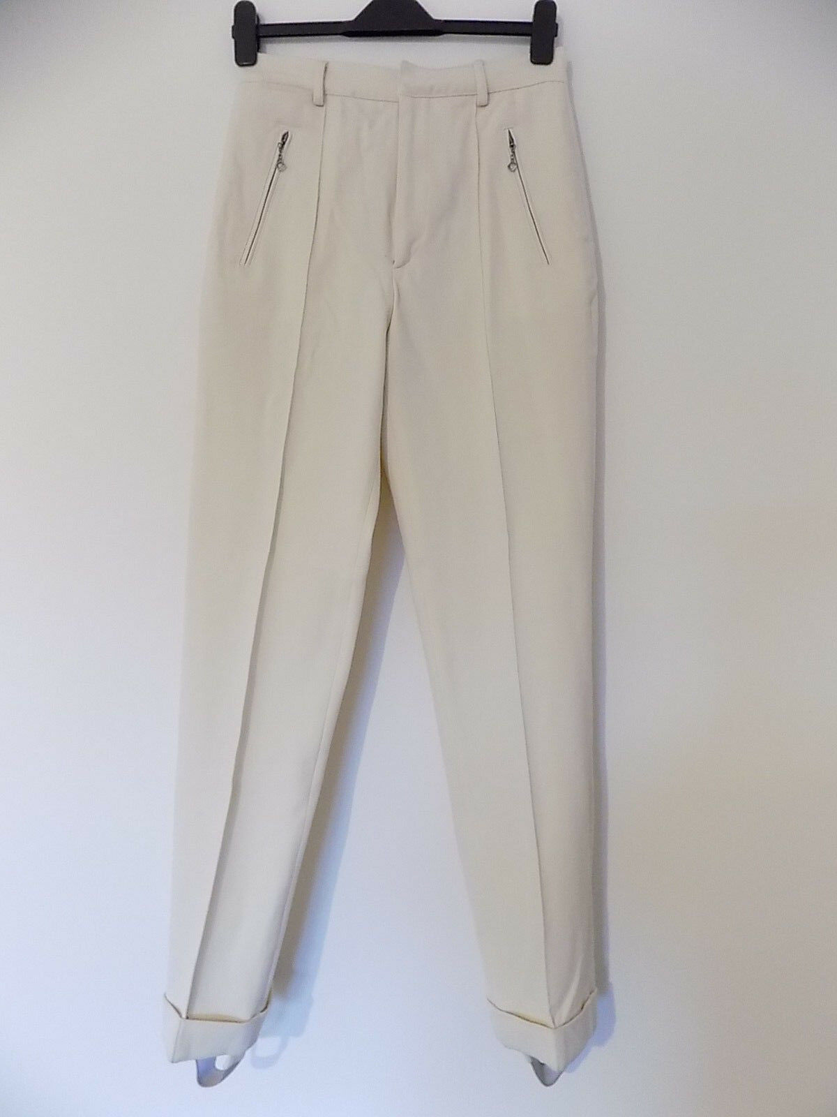Ralph Lauren sports woman vintage stirrup trousers size 10 immacualte condit mi