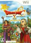 Dragon Quest X: Nemureru Yuusha to Michibiki no Meiyuu Online (Nintendo Wii, 2013) - Japanese Version