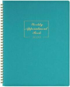 2020-Weekly-Appointment-Book-Planner-2020-Daily-Hourly-Planner-8-4-034-X-10-6-034