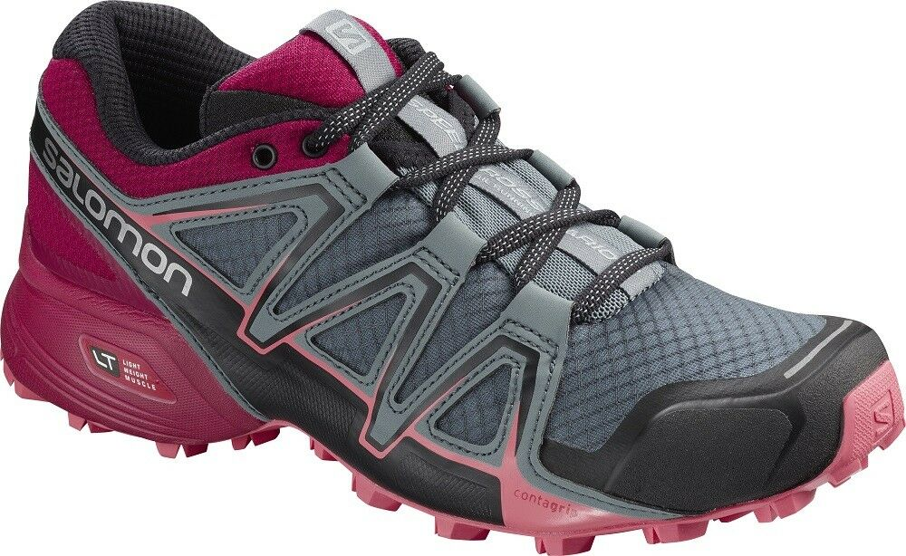 SALOMON Speedcross Vario 2 L404943 Trail Running Athletic Trainers shoes Womens