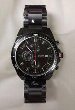 BMW M Chronograph Watch Black 80262406694 Original BMW lifestyle