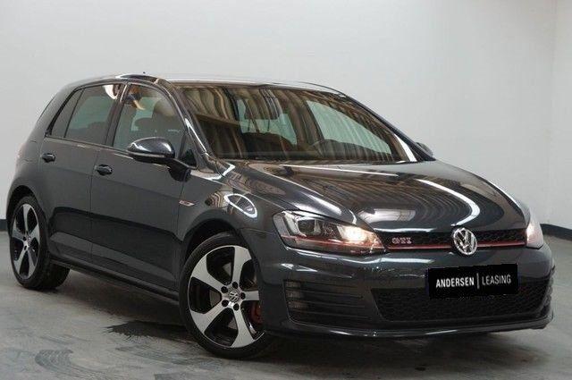 VW Golf VII 2,0 GTi Performance DSG BMT 5d - 3.400 kr.