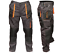 Mens-Multi-Pocket-Cargo-Heavy-Duty-Knee-pad-Triple-Stitched-Trousers-TOP-QUALITY thumbnail 1