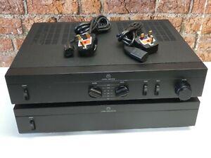 Linn-pretek-MM-amp-MC-Phono-Stage-pre-amplifier-amp-Powertek-Endstufe