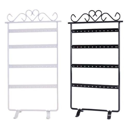 Jewelry Display Holder Stand for Earrings Rings Rack Bracelet Studs Necklace UK