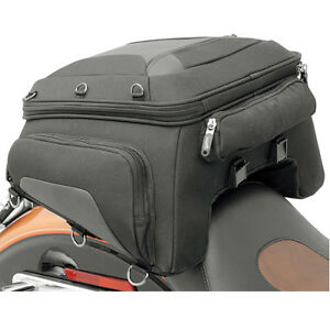Image Is Loading Saddlemen Ts1450r Tunnel Tail Bag Harley Davidson Softail