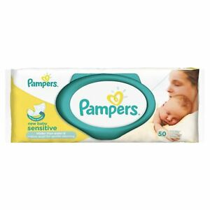 Pampers-New-Baby-Sensitive-Wipes-50