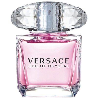 VERSACE bright Crystal Perfume 0.17 oz 5 ml EDT Splash