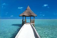 Maldives Pier - Maxi Poster 61cm x 91.5cm (new & sealed)