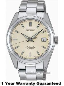 Orologio-SARB035-Seiko-meccanico-automatico-quadrante-bianco-maschile