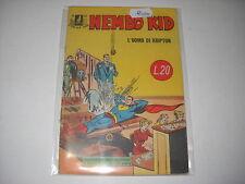 ALBI DEL FALCO - NEMBO KID N. 23  SUPERMAN !!!!  BATMAN !! 1955 originale !!