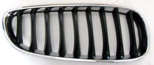 Grille avant Droite Noir-Chrome Pour BMW Z4 E89 09/>