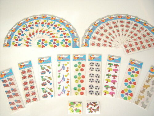 "400 Zodiac Sign stickers in roll of 100 modules 2/""x 2/"",each sticker 1.00/"",RM6904"