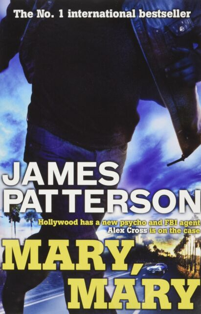 James Patterson - Mary, Mary *NEW* + FREE P&P