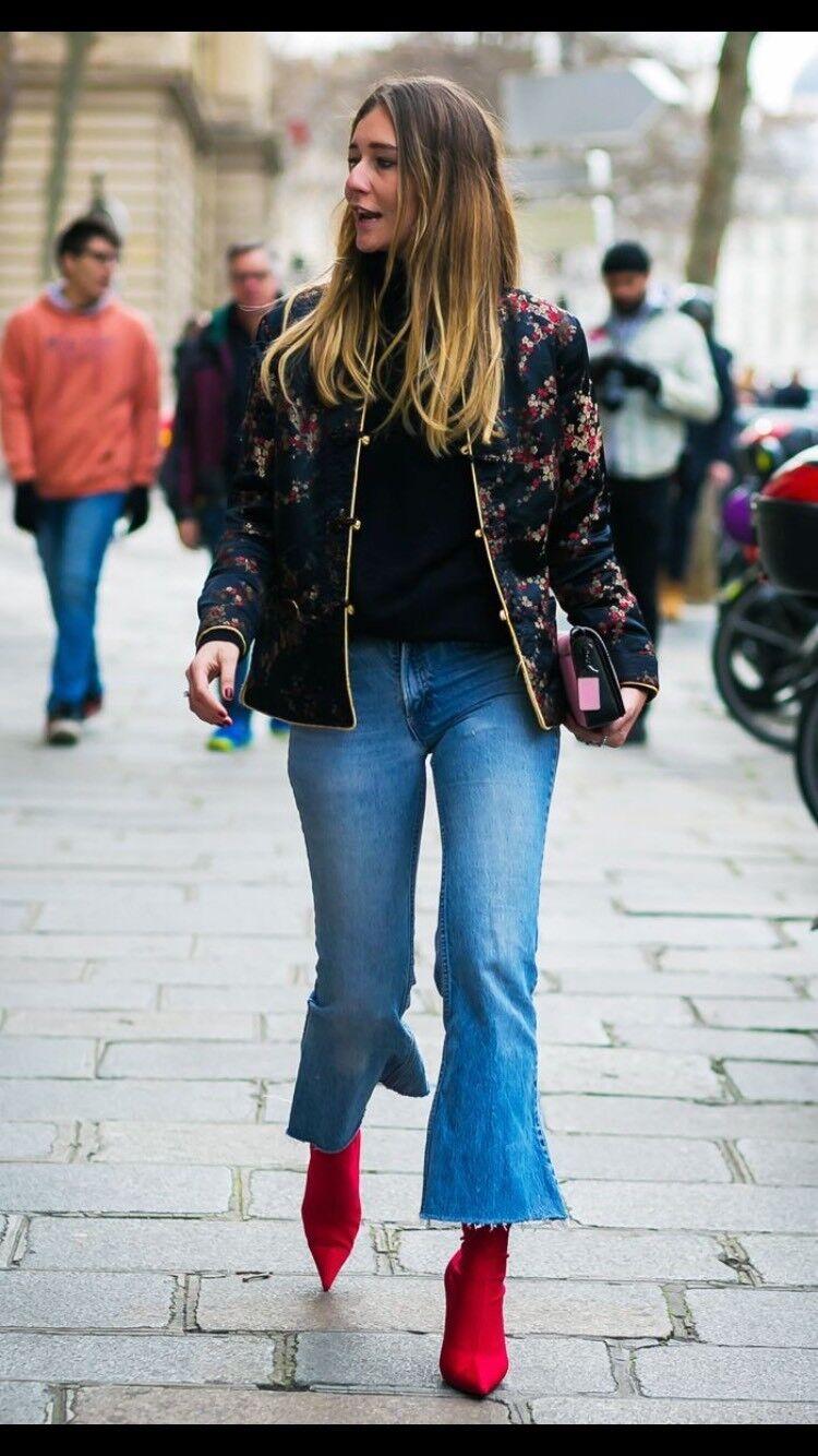 Dolce Gabbana 36,5 Unido Reino Unido 36,5 3 Rojo Pattent Tobillo Botas, Bloggers Fav impresionante c06e33