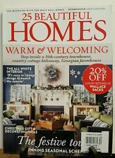 25 Beautiful Homes Warm Welcoming Christmas Gifts Ideas Dec 2015 FREE SHIPPING