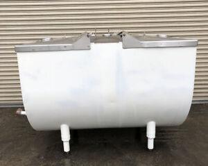 450-Gallon-SS-Dairy-Milk-Tank