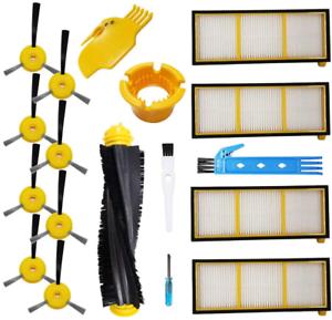 Vacuum Replacement Parts Kit for Shark ION Robot RV750 RV720 RV700 RV750C RV755