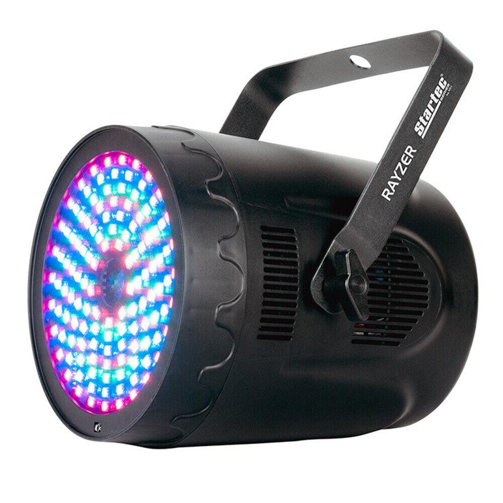 ADJ Rayzer LED Effect Light Green Red Laser RGB Wash Disco DJ Lighting