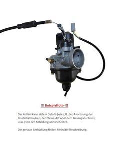 Dell-Orto-Vergaser-08380-Typ-PHVA-14-QD-Einstell-rechts-2Takt-E-Choke