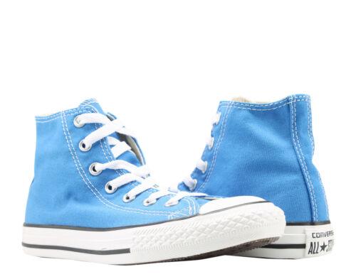 Converse Chuck Taylor All Star Blue Little Kids High Top Sneakers 347129F
