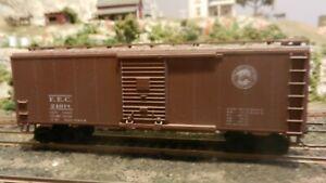 Athearn-Bev-Bel-Ltd-HO-BB-40-039-Boxcar-Florida-East-Coast-Upgraded-Exc