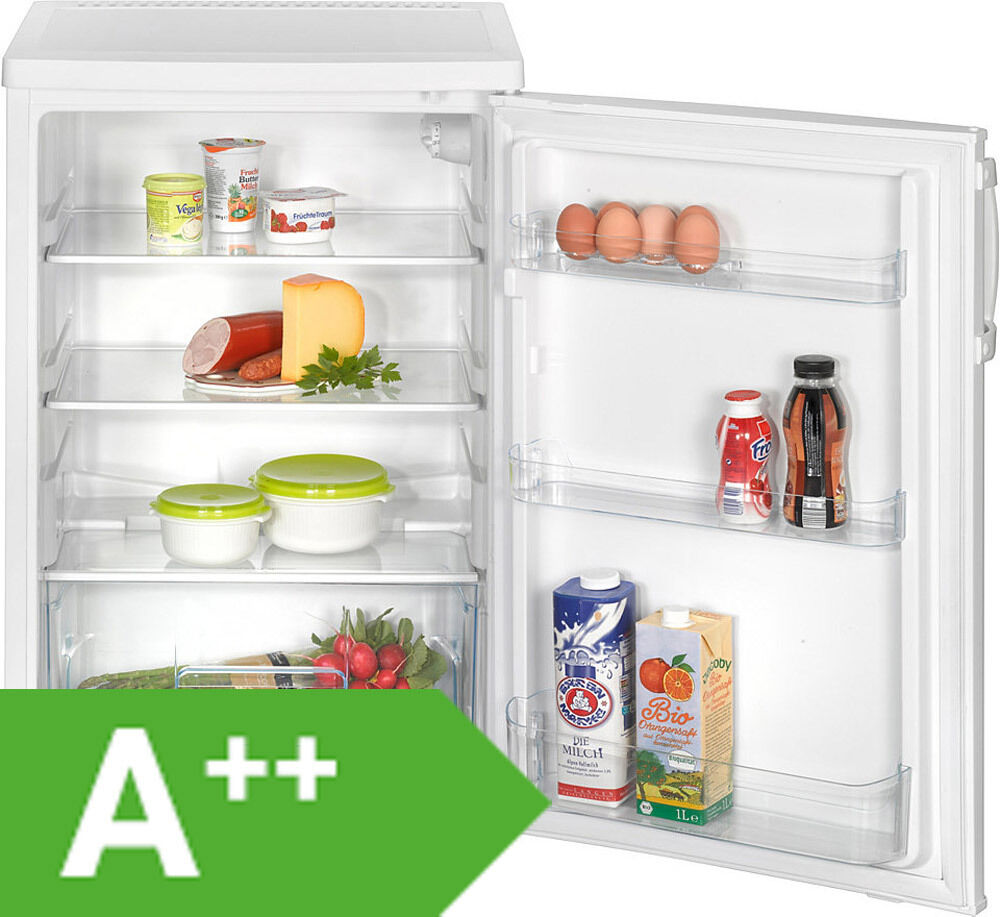 Amica VKS 15422 W Vollraum-Kühlschrank   eBay