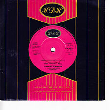 GENERAL JOHNSON Only Time Will Tell M- 45 RPM REISSUE