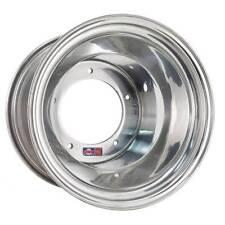 "DWT Polished Aluminum VW Rear Wheel 15x12"" 12mm 2+10 Dune Buggy Sandrail"