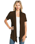 Women-039-s-Solid-Short-Sleeve-Cardigan-Open-Front-Wrap-Vest-Top-Plus-USA-S-3X thumbnail 58