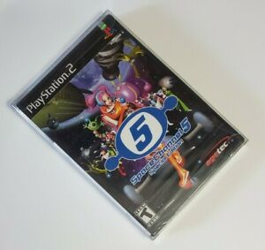 Space-Channel-5-Special-Edition-Sony-PlayStation-2-2003-See-Description-New
