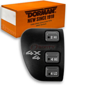 Dorman-4WD-Switch-for-Chevy-S10-1998-2004-4-Wheel-Drive-fd
