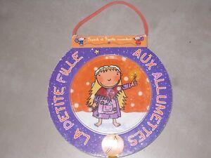 Details Sur Livre La Petite Fille Aux Allumettes Histoire Contes Enfant 3 4 5 6 7 8 9 Ans
